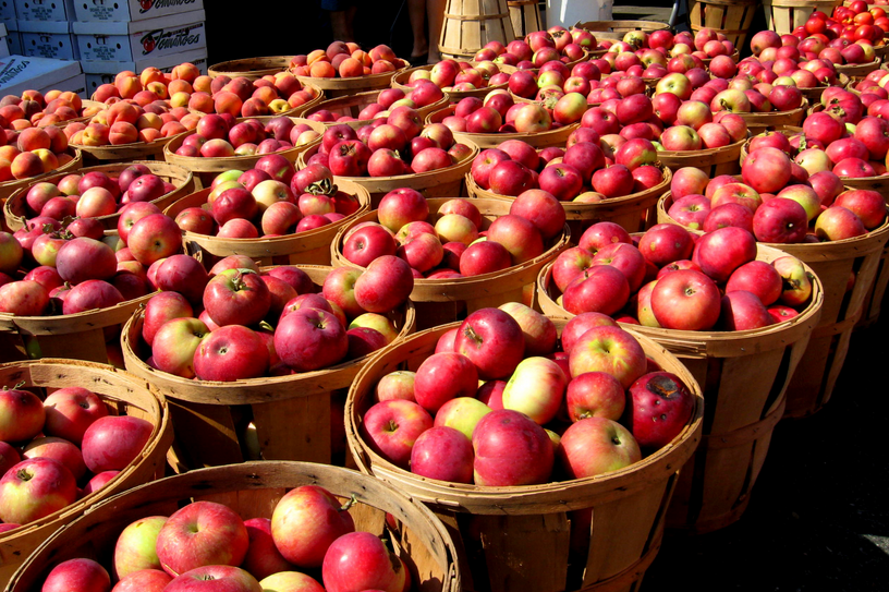 Apple season is finally here!