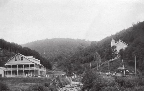 The Bennington Triangle: The Ghost Town of Glastenbury Vermont