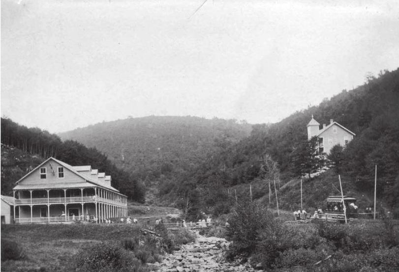 The Bennington Triangle: The Ghost Town of Glastenbury Vermont