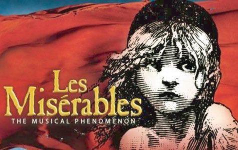 MAUHS puts on Les Miserables
