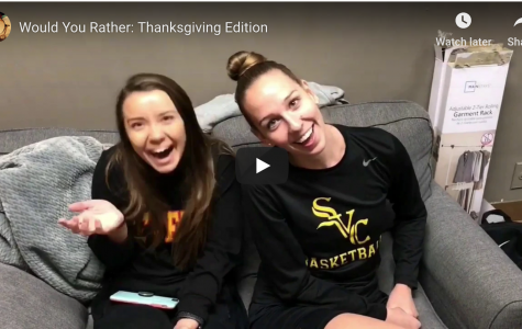 Would You Rather: Thanksgiving Edition