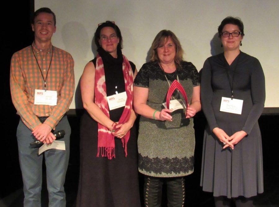 Shires Press Series wins 2nd at NEPCo Awards!