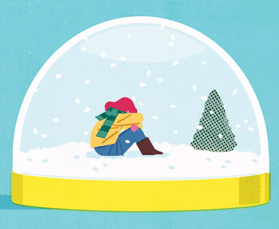 Shea's Health Corner: Seasonal Affective Disorder