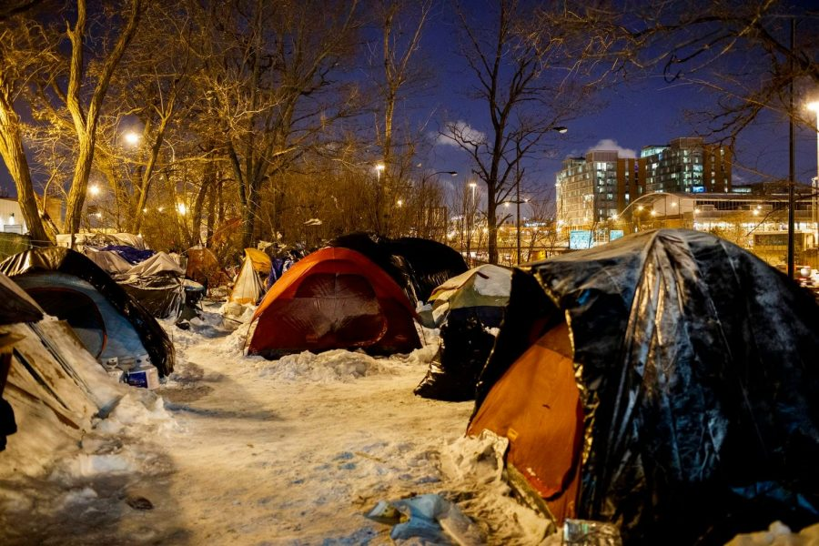 Helping the Homeless in Winter