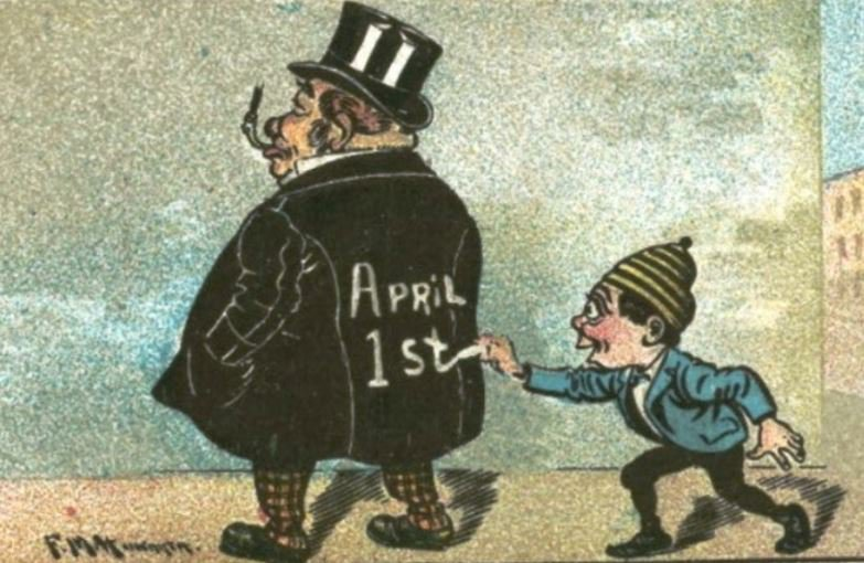 Where Does April Fool's Day Come From?