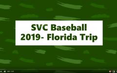 SVC Baseball Spring Break Trip 2019