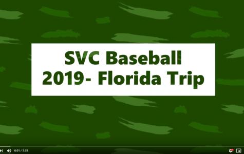 SVC Baseball Spring Trip