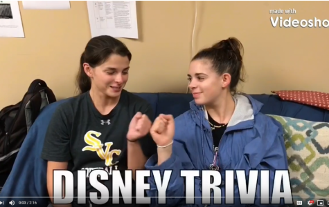 SVC Disney Trivia!
