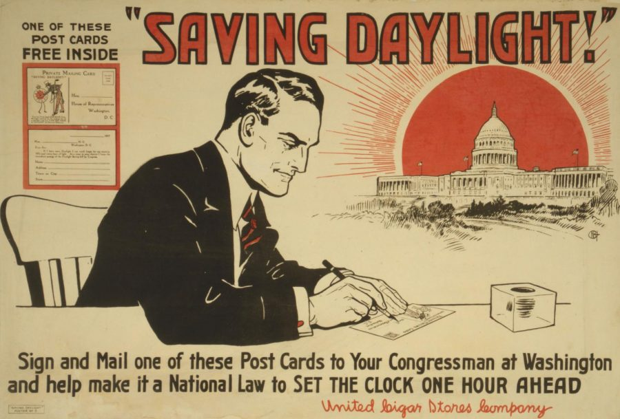 The Law of Daylight Savings Time