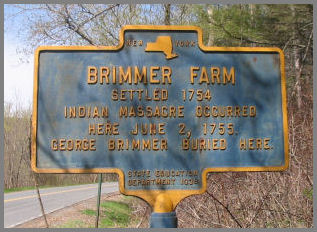 Vintage Vermont Lore III: The Brimmer Massacre on Indian Massacre Road