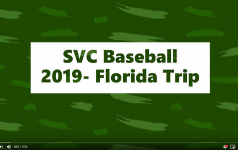 SVC Baseball Spring Break Trip 2019